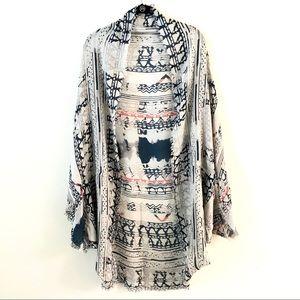 Lovestitch Boho Kimono